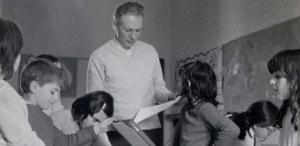 Mario Lodi e i suoi ragazzi
