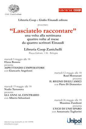 LASCIATELO RACCONTARE CARTOLINA -p1